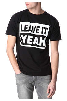 STAY DENCH Leave It Yeah t-shirt