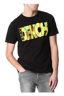 STAY DENCH Camouflage Stay Dench t-shirt