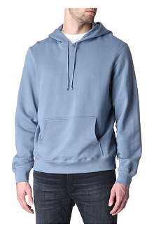 HUNTER GATHER Loop-back hoody