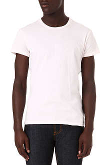 HUNTER GATHER Plain cotton t-shirt