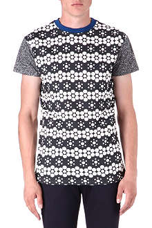 HUNTER GATHER Mixer print t-shirt