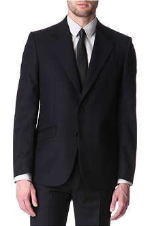 HUNTER GATHER Single-breasted suit jacket