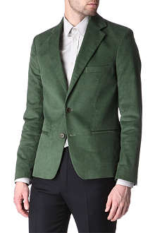 HUNTER GATHER Corduroy blazer