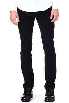 HUNTER GATHER Slim-fit corduroy jeans