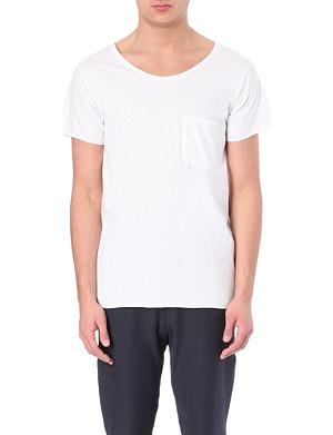 OAK Short-sleeved cotton t-shirt