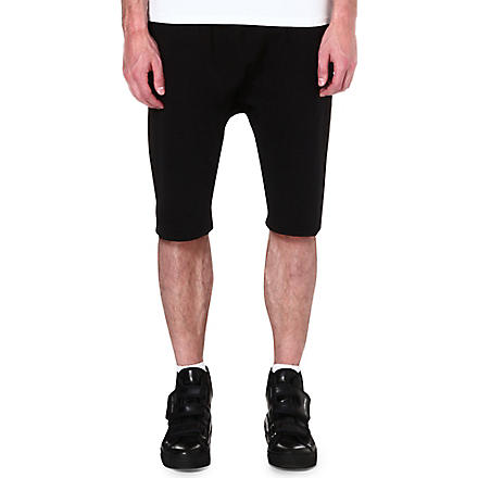 OAK NYC Karate shorts (Black