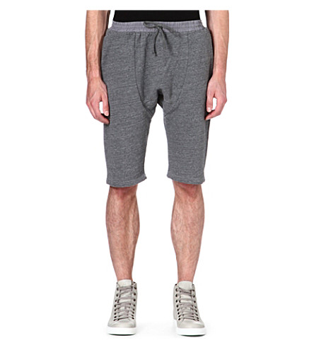 OAK Karate sweat shorts (Grey