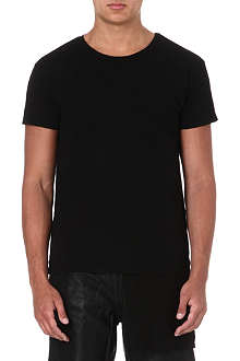 OAK Layered cotton t-shirt