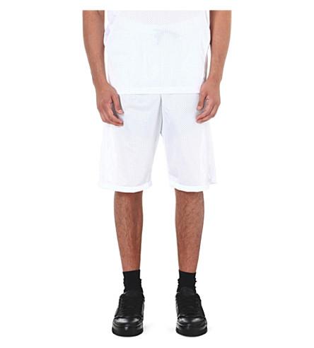 OAK Baggy Airtex shorts (White