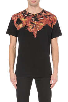 MARCELO BURLON Moon Fire t-shirt