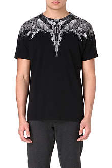 MARCELO BURLON Alas Agua Wings t-shirt