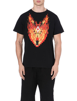MARCELO BURLON Phil Fire t-shirt