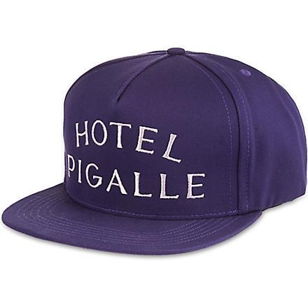 PIGALLE Hotel Pigalle cap (Purple