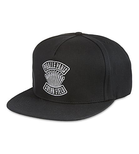 PIGALLE Color Field cap (Black