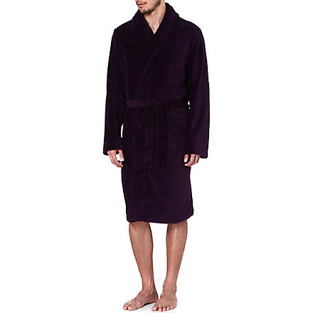 PIGALLE Hotel dressing gown (Purple