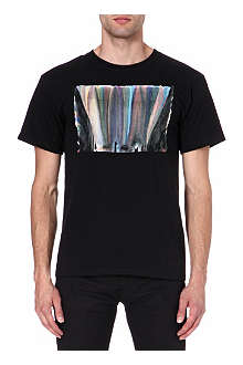 PIGALLE Painting t-shirt