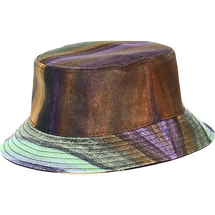 PIGALLE Dégradé bucket hat (Multi