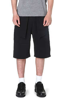 BAZAR-14 Utility panelled shorts
