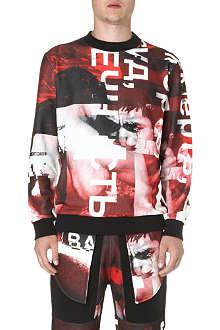 BAZAR-14 Photo-print sweatshirt