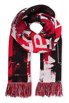 BAZAR-14 Digital print scarf
