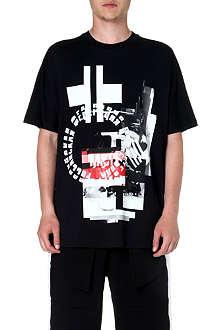 BAZAR-14 Digital-print t-shirt