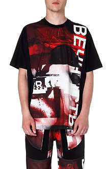 BAZAR-14 Photo-print t-shirt