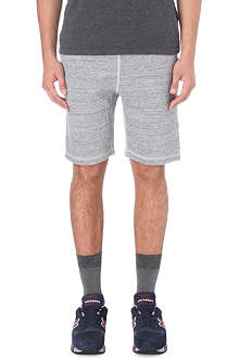 TODD SNYDER + CHAMPION Warm-Up cotton-jersey shorts