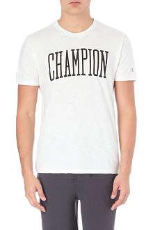 TODD SNYDER + CHAMPION Champion logo cotton-jersey t-shirt