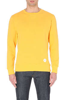 SATURDAYS SURF NYC Bowery cotton-jersey sweatshirt