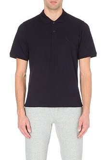 SATURDAYS SURF NYC Jake stretch-cotton polo shirt