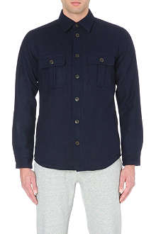 SATURDAYS SURF NYC Jeremiah pocket-front overshirt