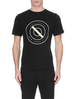 SATURDAYS SURF NYC NYC t-shirt
