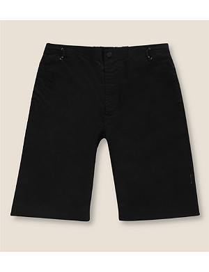 MAHARISHI Summer cotton shorts