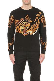 MAHARISHI Pixel Tiger sweatshirt