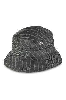 MAHARISHI Fisher printed hat