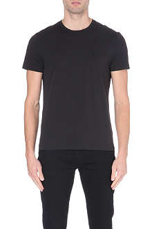 BURBERRY BRIT Tunworth logo-detailed t-shirt