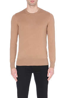 BURBERRY Jarvis panelled jumper