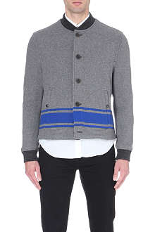 BURBERRY Collegiate bomber jacket