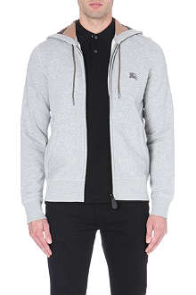 BURBERRY BRIT Pearce jersey hoody