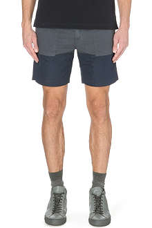 BURBERRY BRIT Utility two-toned shorts