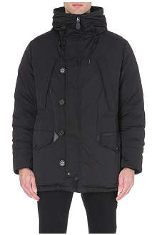 BURBERRY BRIT Ritchford down-filled coat