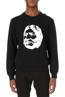 HUNTER GATHER Native American-print sweatshirt