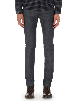 A.P.C. Slim-fit tapered jeans