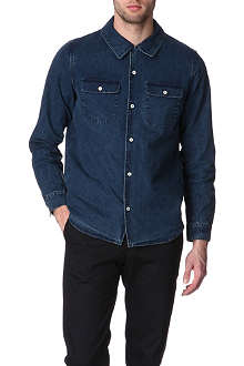A.P.C. Fifties denim shirt