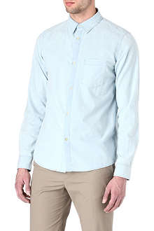 A.P.C. Light Chambray tailored shirt