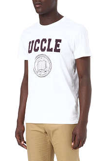 A.P.C. UCCLE cotton t-shirt