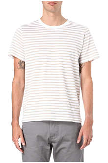 A.P.C. Striped t-shirt