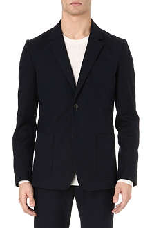 A.P.C. Patch pocket blazer