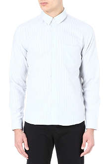 A.P.C. Striped button-down shirt