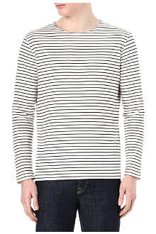 A.P.C. Simple Sailor top